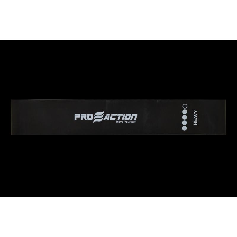 Mini Band Forte Preto – Ref. G400  - HB FISIOTERAPIA