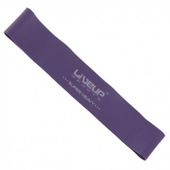MINI BANDS 4 - SUPER FORTE - 25*5* 0,10 CM - LIVEUP SPORTS  - HB FISIOTERAPIA