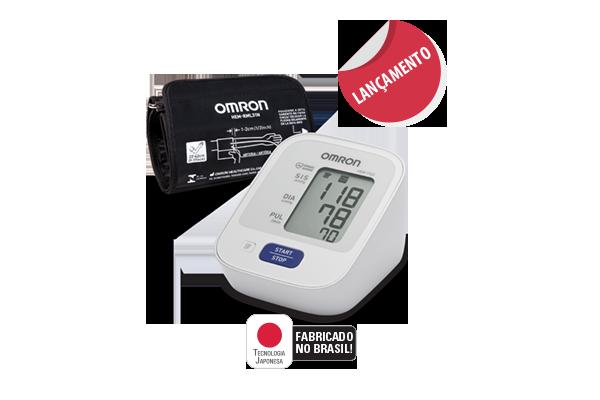 Monitor de pressão arterial  Automático de Braço  Ref: HEM 7122   - HB FISIOTERAPIA