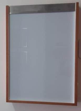 Negatoscópio 01 Corpo Madeira - ZilMóveis  - HB FISIOTERAPIA