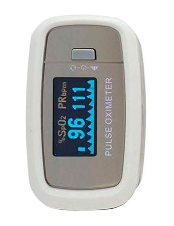Oxímetro De Pulso Com Curva De Saturação -Endurance  - HB FISIOTERAPIA