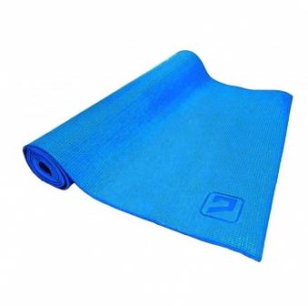 Tapete de Yoga Eva - Simples - Azul - Liveup Sports  - HB FISIOTERAPIA