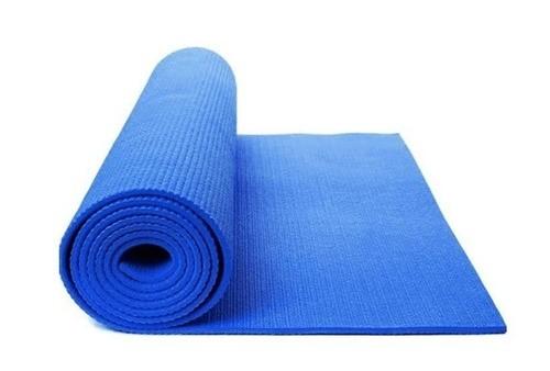 Tapete Para Pilates Azul - O