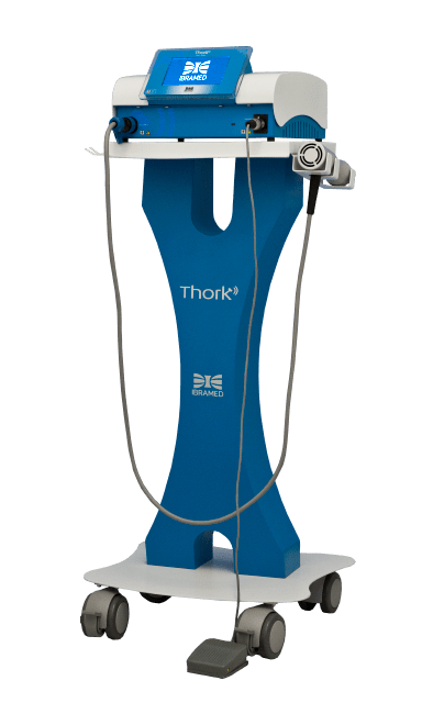 Thork Shock Wave Ibramed Com Rack   - HB FISIOTERAPIA