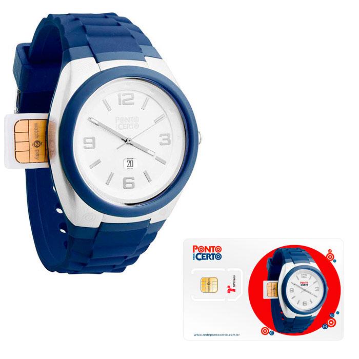 Relógio Premium - Bilhete Único