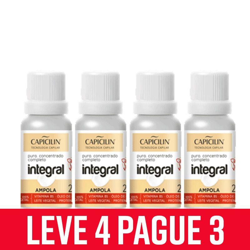 INTEGRAL - Ampola (Leve 4 pague 3)