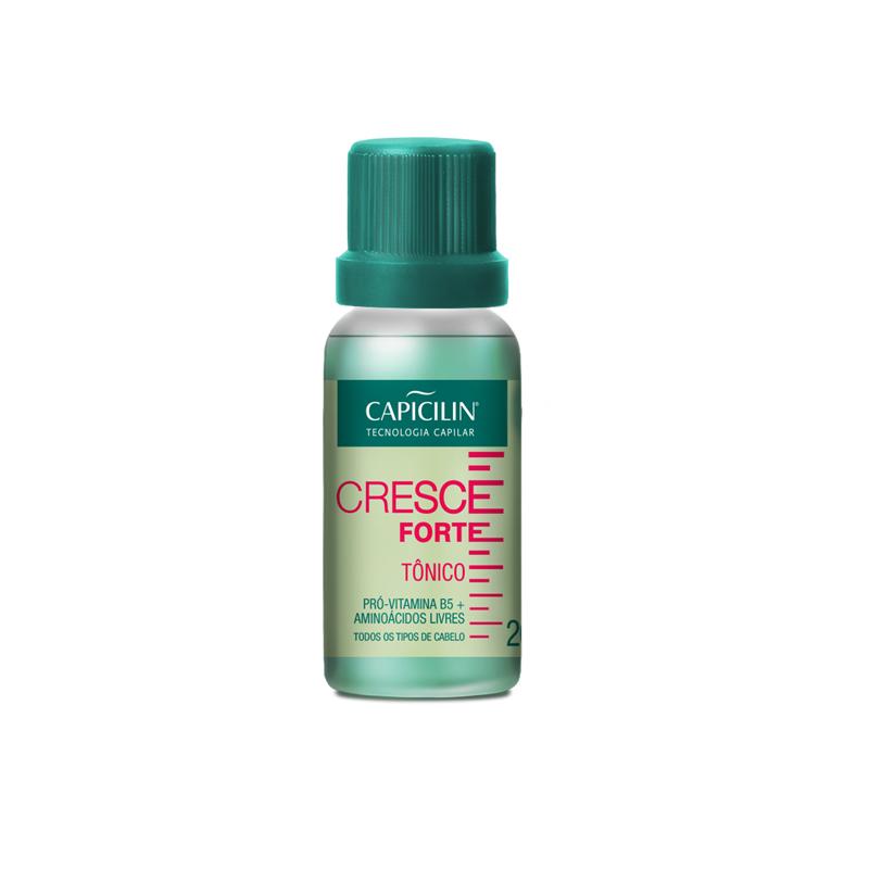 Tônico Capilar Cresce Forte Capicilin 20ml