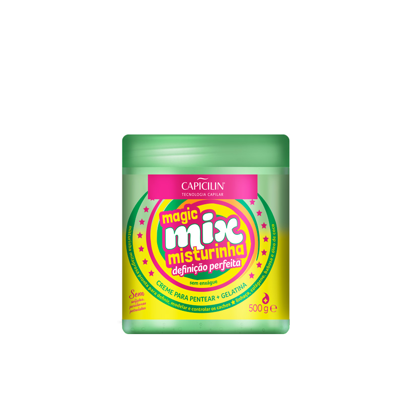 Kit Magic Mix Misturinha Capicilin