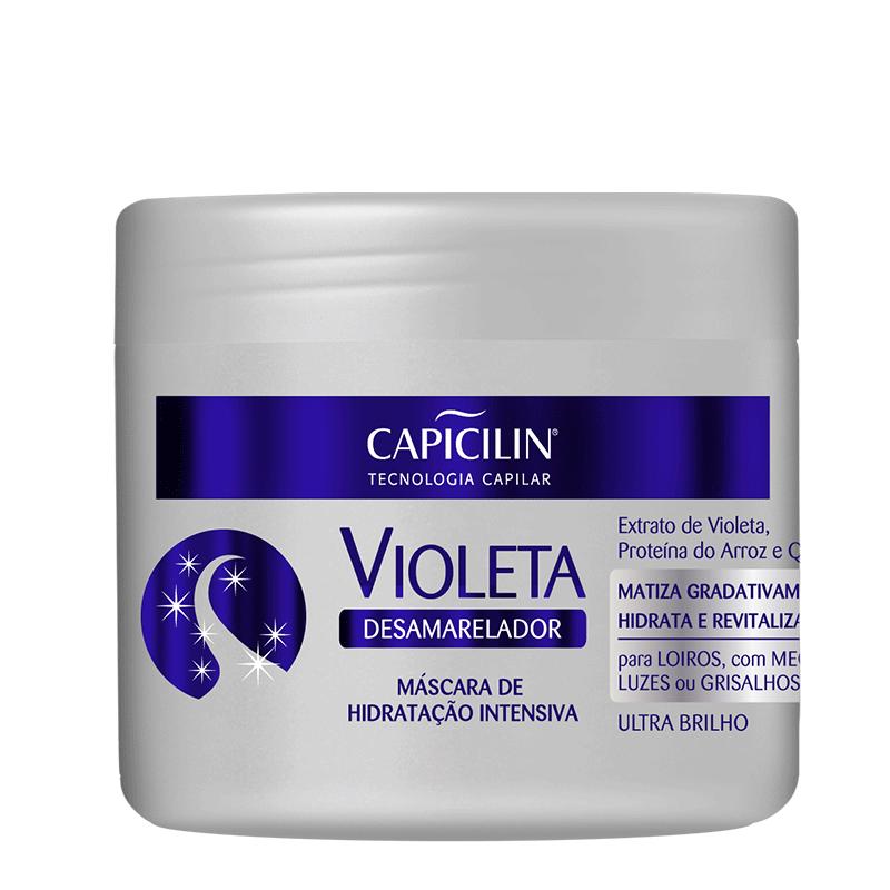 Kit Violeta Desamarelador Capicilin