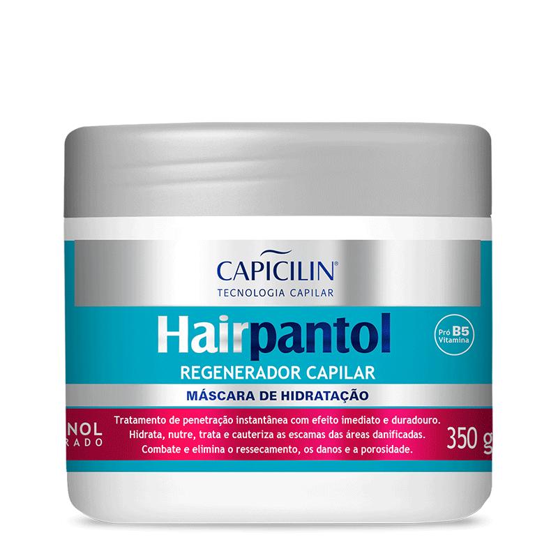 Máscara de Hidratação Hairpantol 350g