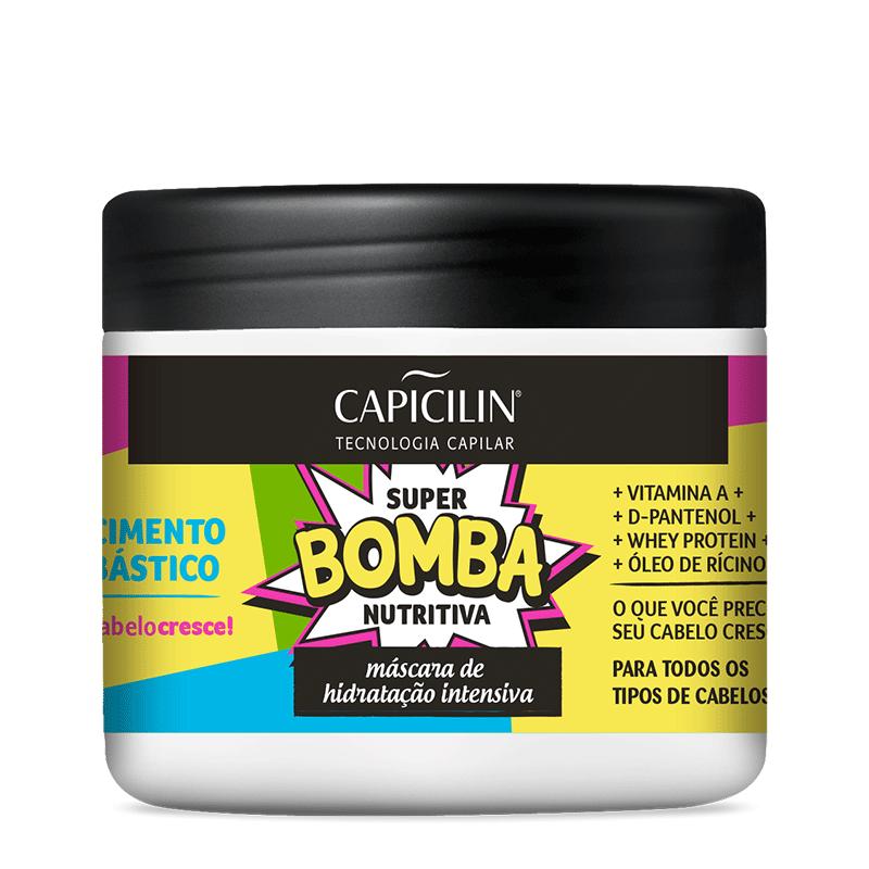 SUPER BOMBA - Mascara de Hidratação 350g