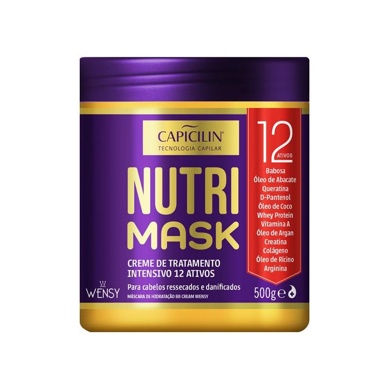 Máscara Nutri Mask 12 em 1 500 g