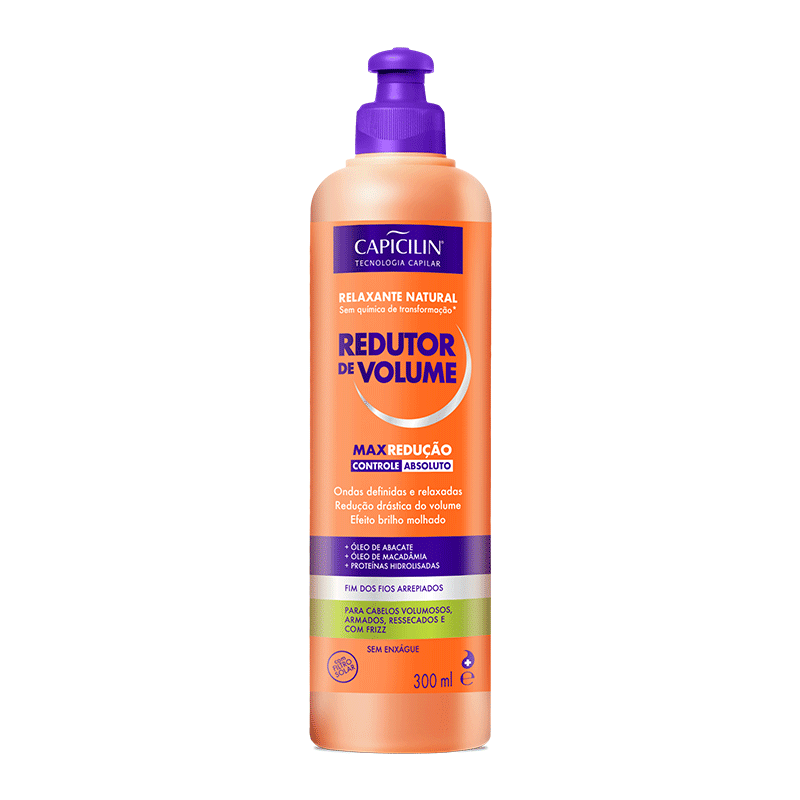 Relaxante Natural Redutor de Volume 300ml