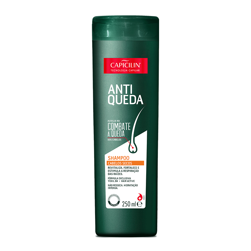 ANTIQUEDA - Shampoo Secos 250ml