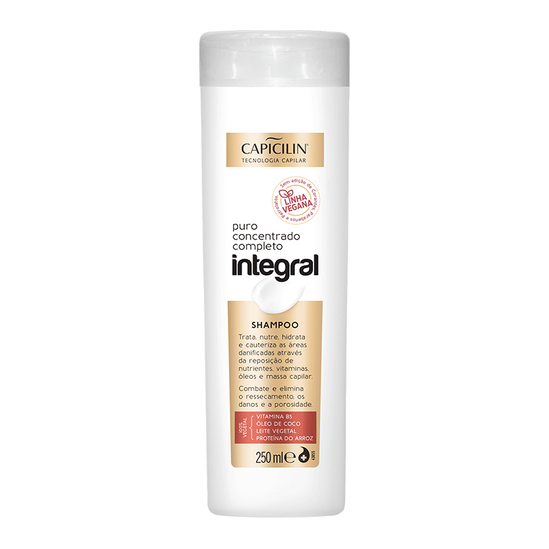 INTEGRAL - Shampoo (250ml)