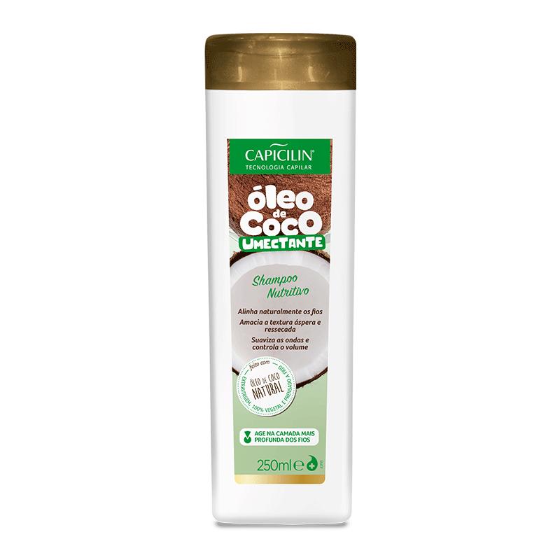 ÓLEO DE COCO - Shampoo 250ml
