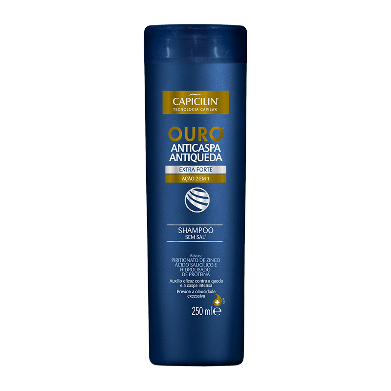 ANTICASPA OURO - Shampoo (250ml)