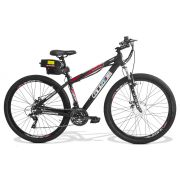 Bicicleta GTSM1 Advanced 1.0 aro 29 freio a disco Elétrica