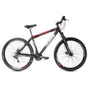 Bicicleta GTSM1 Advanced 1.0 aro 29 freio a disco 24 marchas