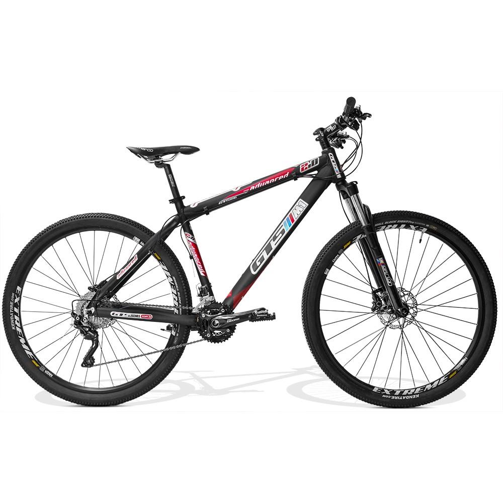 Bicicleta GTSM1 Advanced 2.0 aro 29 Kit Shimano Deore 20v. Hidráulico