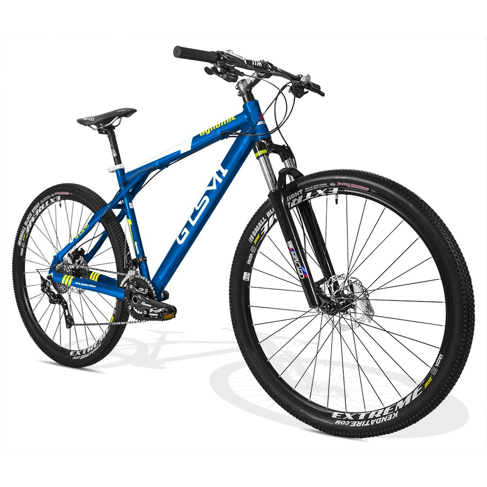 Bicicleta GTSM1 Dynamic kit Shimano Deore Hidráulico 20 marchas
