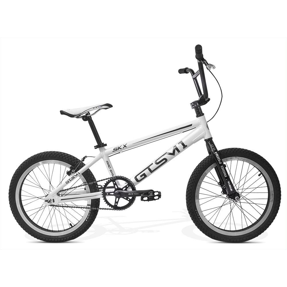 Bicicleta GTSM1 Skx aro 20 freio v-brake