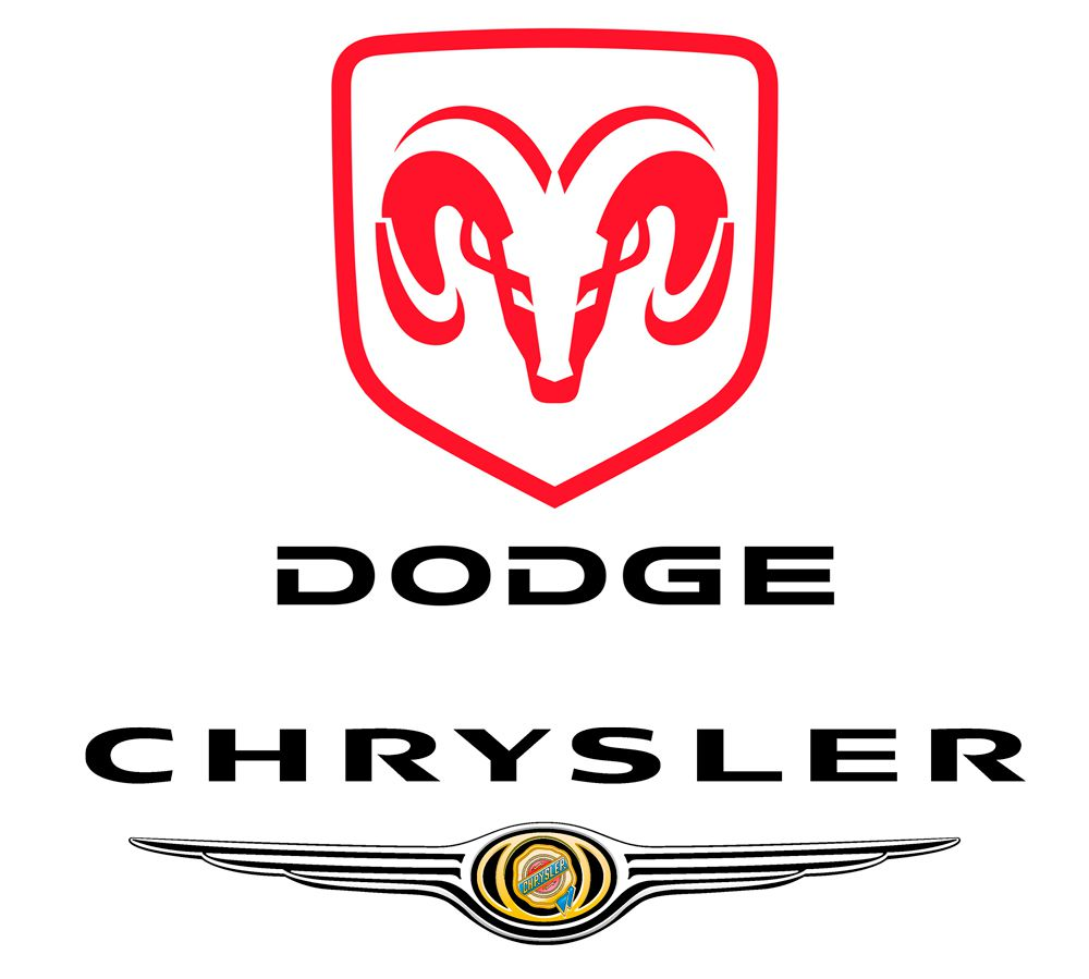 DODGE/CHRYSLER - TRILHOS