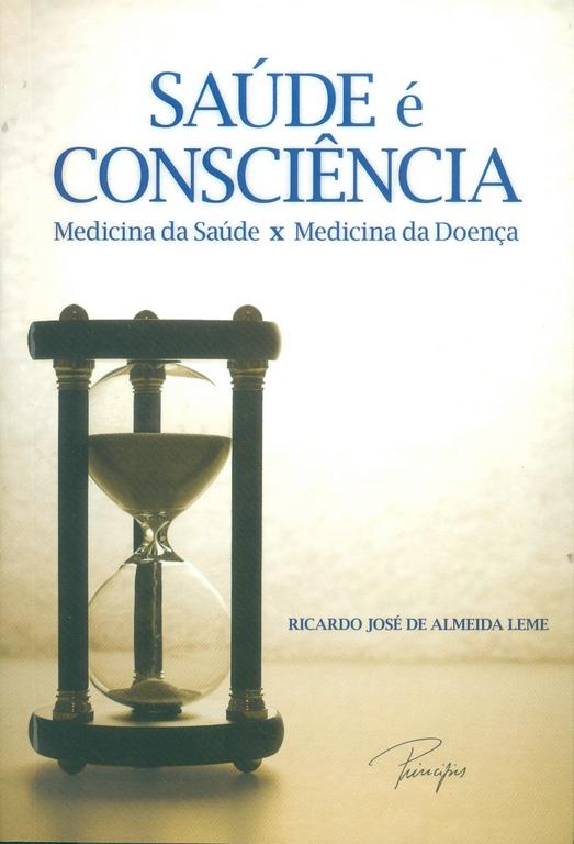 Livro Saúde e Consciência  - Loja AMESP