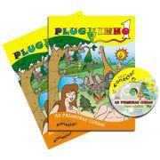 PLUGUINHO 01 - AS PRIMEIRAS COISAS - Kit Completo