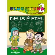PLUGUINHO 02 - DEUS É FIEL - Revista do Aluno