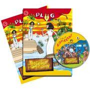 PLUG KIDS 03 - UM LIDER ESPECIAL - Kit Completo