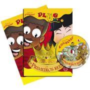 PLUG KIDS 06 - OS PRIMEIROS REIS - Kit Completo