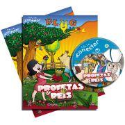PLUG KIDS 08 - PROFETAS E REIS - Kit Completo