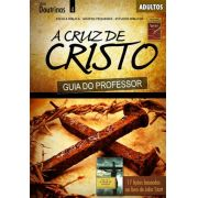 A cruz de Cristo - Professor
