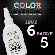 Removedor de Cutículas Express LEVE 6, PAGUE 5.