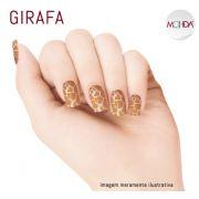 Tattoo para unhas Mohda - Girafa