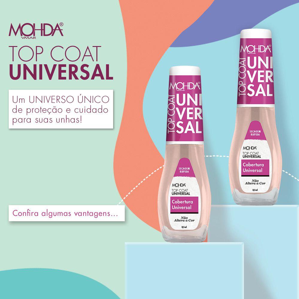 ATACADO - Top Coat Universal 24 unidades (..)  - E-Mohda