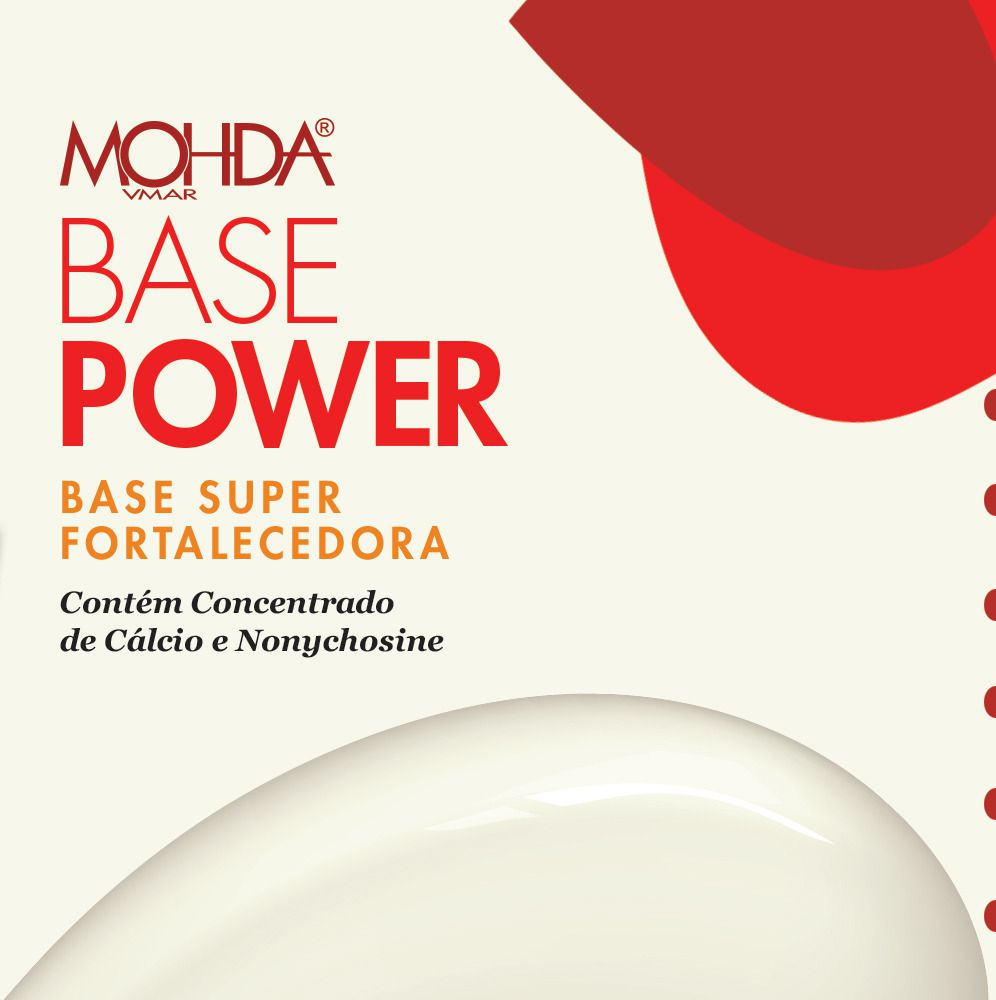 Base POWER - Super Fortalecedora   - E-Mohda
