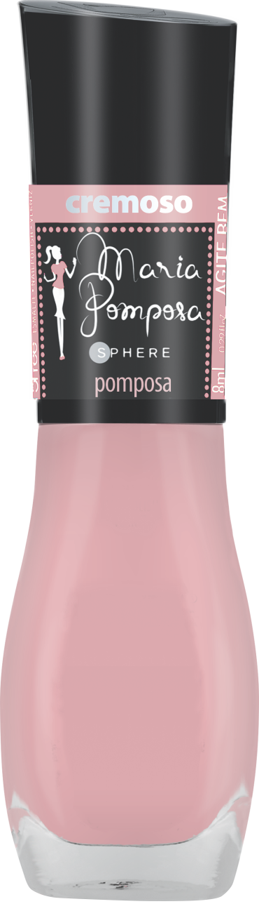 Esmalte Maria Pomposa - Pomposa  - E-Mohda