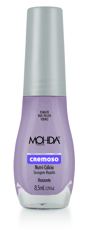 Esmalte Mohda Cremoso - Horizonte  - E-Mohda