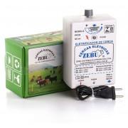 Eletrificador de Cerca Elétrica Rural Zebu PPCR 30km 220V
