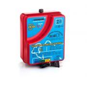 Eletrificador de Cerca Elétrica Rural Zebu ZK300 300Km