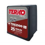 Eletrificador de Cerca Rural Terko TKE 2500 - 18,2 joules liberados