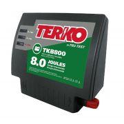 Eletrificador de Cerca Rural Terko TKB 800 - 6,4 joules liberados