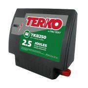Eletrificador de Cerca Rural Terko TKB 250 - 2 joules liberados