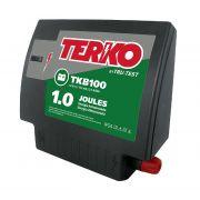Eletrificador de Cerca Rural Terko TKB 100 - 1 joules liberados
