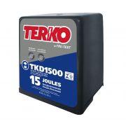 Eletrificador de Cerca Rural Terko TKD 1500 - 10,7 joules liberados