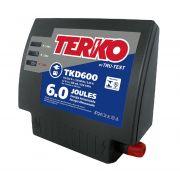 Eletrificador de Cerca Rural Terko TKD 600 - 4,9 joules liberados
