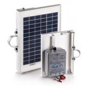 Eletrificador de Cerca Elétrica Rural Solar Zebu ZS80i 80km