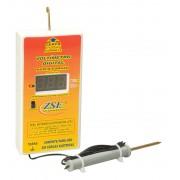 Voltímetro Digital 9V para Cerca Elétrica Rural Zebu
